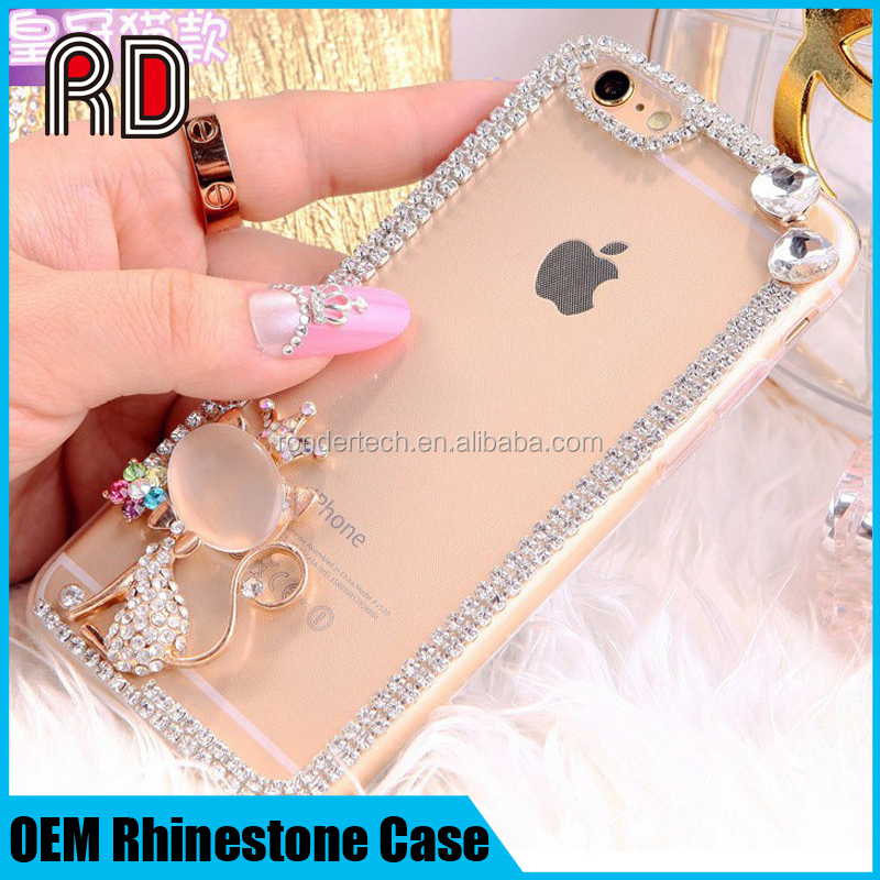 Oem custom tpu pc silicone blank phone case for iphone and other mobile
