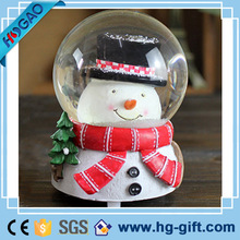 In the winter season manufacturers custom cheap funny wedding favors snow globe kit,water globe