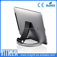 Portable no charger and compatible brand stand for ipad and other tablet