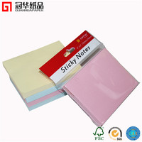 best selling Fashion Customized Promotion Sticky Note