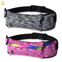 Multi Pockets Custom Running Waist Bag