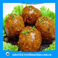 Energy and labor saving stuffed meatball machine for sale/ meatball maker