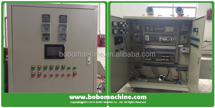 Low and high pressure polyurethane foaming injection machine