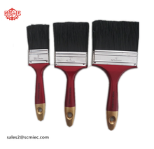 Mexico market Wooden Handle Paint <strong>Brush</strong> from Manufacturer
