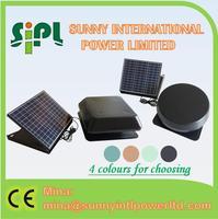 30 watt solar air conditioning ventilator solar panel exhaust air cooler vent kits air conditioning blower fan ventilation fan