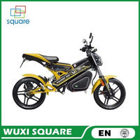 New design high quality Chinese 1000w foldable adult electric motorcycle with multifunction