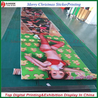 Guangdong Christmas Decorative Window decals, Christmas Window Sticker