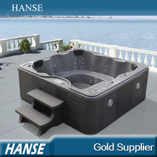 HS-B3301M outdoor hot tub with pop-up speakers mixing hot sex tub sex massage hot water spa