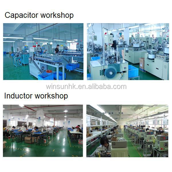 High Quality Winding Type Super Farad Capacitor