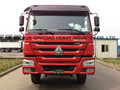 QINGZHUAN HOWO 25T 6X4 dump truck mini truck made in china