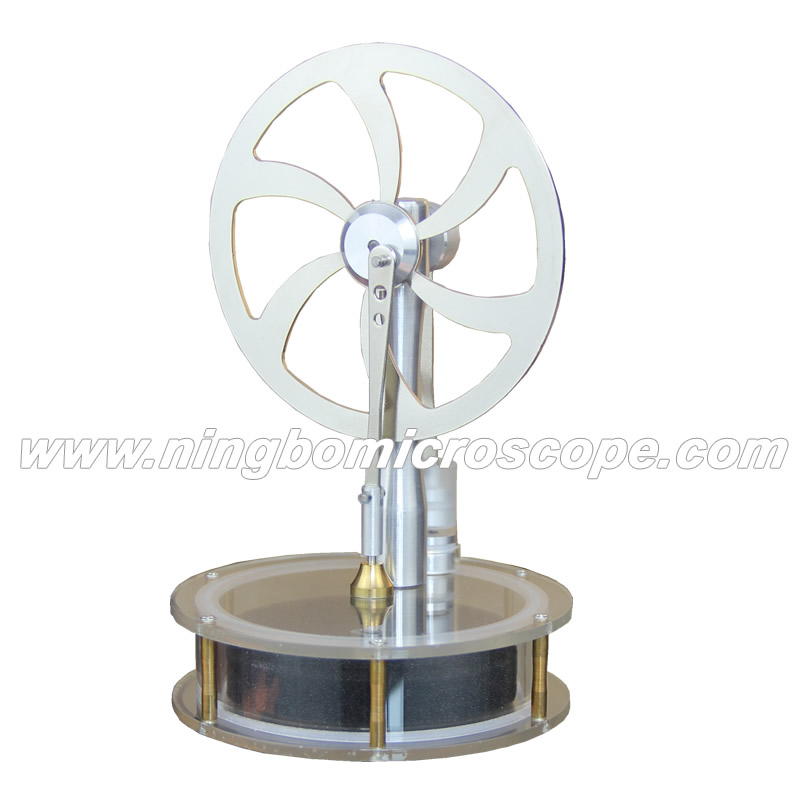 Temperatur Stirling Engine Model-J17.02.01