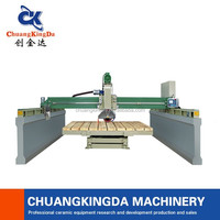 CKD-500 CNC marble cutting machine granite bridge saw for sale