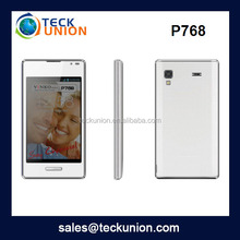 P768 Quad band 3.5inch touch screen java/wifi/TV optional cheap chinses mobile phone