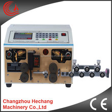 Popular new design AWG17 - AWG3 big cable cutting and stripping machine