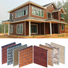 polyurethane foam sandwich decorative exterior wall panel