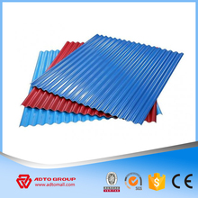 Warehouse roofing material Versatile plastic roofing sheet for shed