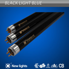 T5 6w BLB black light Triphosphor Fluorescent Lamp/Tube with G5 Lamp Base