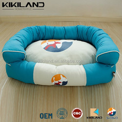 Lovely design pet accessories handmade dog bed dog kennel