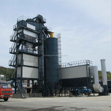 Asphalt hot mix plant with coal burner or oild burner for road construction