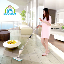 CHINA MANUFACTURER MICROFIBER SPRAY MOP FLOOR MOP FOR HOUSEHOLD CLEANING