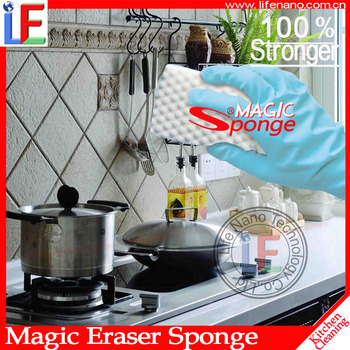 Kitchen Ware Washing Magic Towel Cloth Sponge For Dish Washing