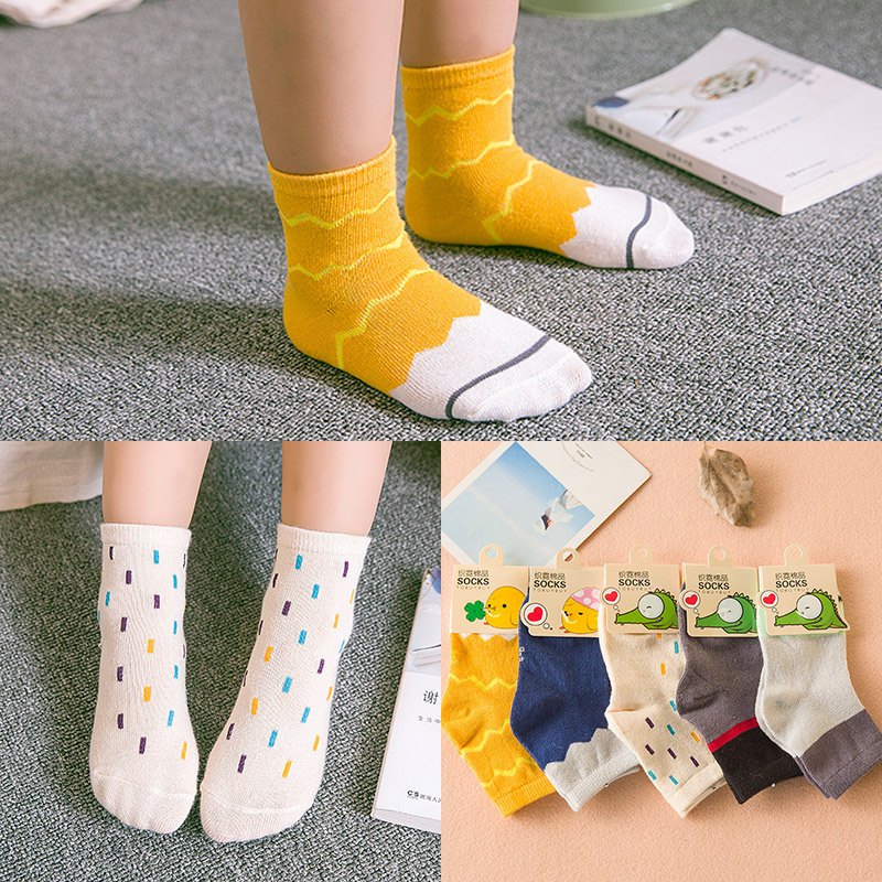 WNM16 Winter Women/Kids Socks Casual Cute Cotton Sock Candy Color Fashion Ankle Low Cut Short Socks