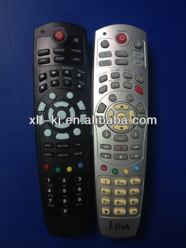 TV full hd digital satellite receiver skybox f5s remote control switch