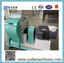 YUDA high capacity farm hammer mill for sale with CE, SGS, IOS certificates animal feed processing machine