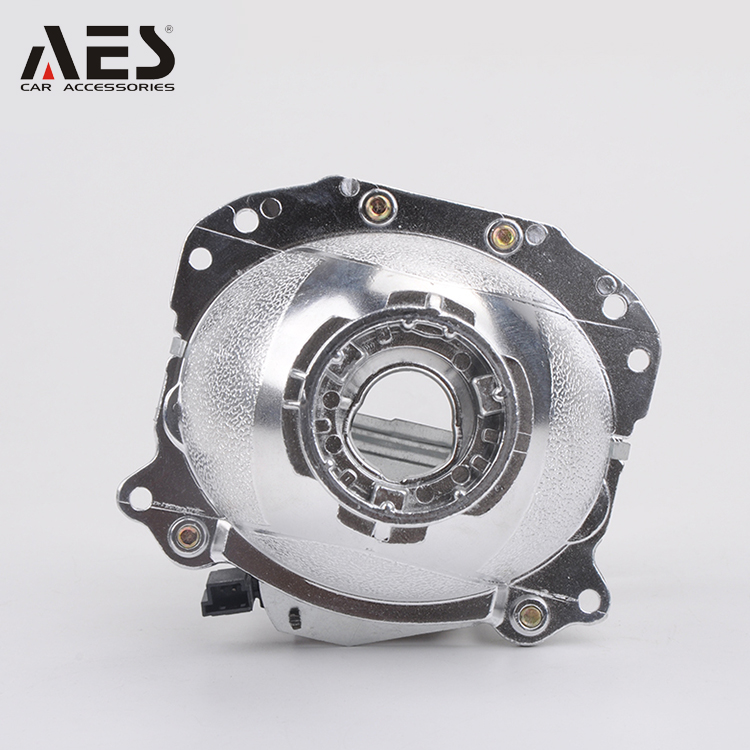 "AES Auto headlight hid bi-xenon 3"" size projector lens high low beam car headlamp light"