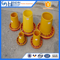 Good quaality Manual plastic feeder and drinker for chicken