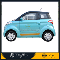 Automatic Transmission High Speed Electric Car