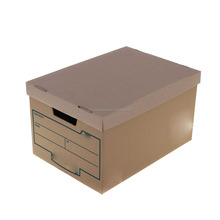 100% Recycled Extra Strength corrugated foldable paper Bankers Box