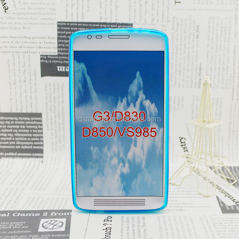 Soft Pudding tpu case for LG G3 D830 D850