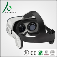 Cheapest Factory Wholesale 3D VR Box 2nd Generation Virtual Reality Glasses 2.0
