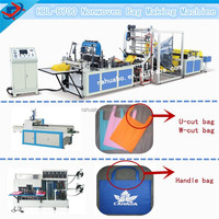 Ruian Most Professional Fully Automatic Nonwoven Bag Making Machine Manufacturer