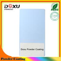 Light Blue Epoxy-polyester powder coating