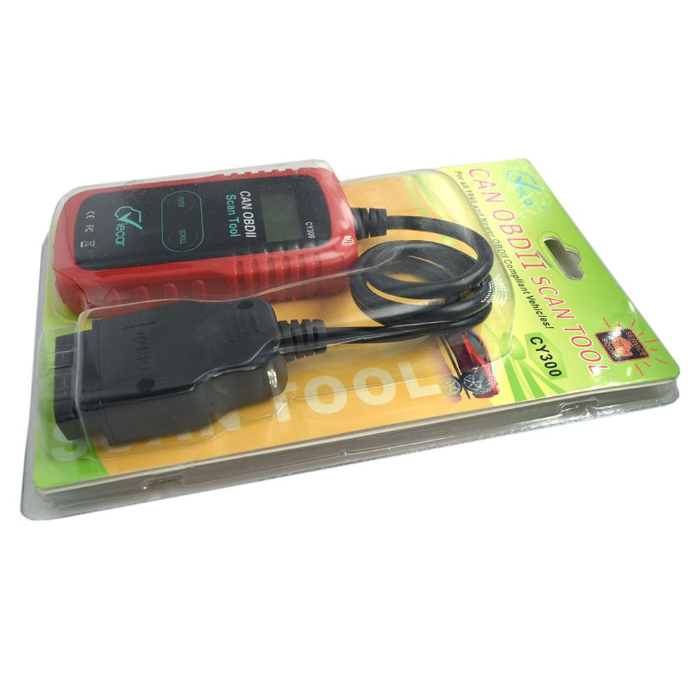 Viecar CY300 MS300 OBD-II obd2 autocode reader for American European Asian car