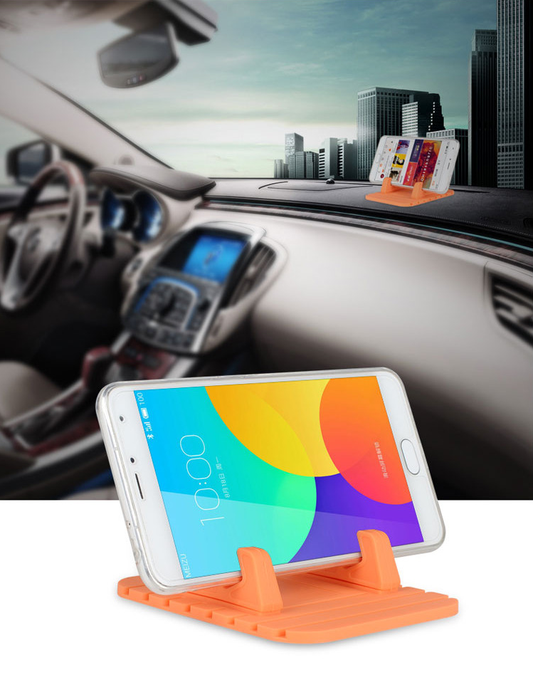 new silicone multi-function vehicle mounts cheapHigh-end gifts Ultra-thin non-slip holder