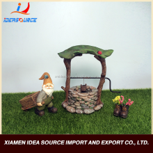China Supplier Wholesale Fairy House Miniature Fairy Garden/Resin Gift Kits