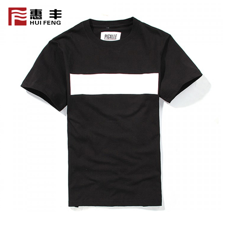Custom T Shirt Printing With Sweatband , Plain White Tshirt Custom