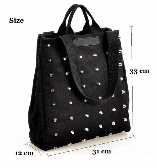 TT0045AY Wholesale Fashion Canvas Tote Bag for Women