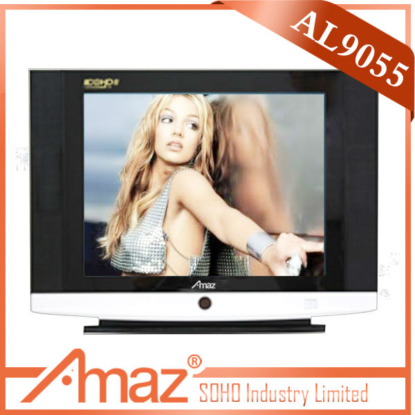 best quality 21inch ic with USB/SD color tv