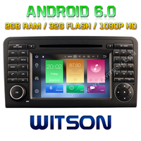 WITSON Octa-Core(Eight Core) Android 6.0 CAR DVD FOR MERCEDES-BENZ ML 320/ML 350/GL X164 2G ROM 1080P TOUCH SCREEN 32GB ROM