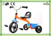 Kaiqi group toy Tricycle with bucket for Kids Play, Children Bucket Tricle bicle