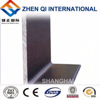 Hot Rolled Angle price for structural steel fabrication
