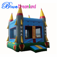 Best quality cheap mini inflatable bounce house cartoon inflatable bouncer
