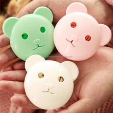 Bear shape Wholesale winter mini portable heater,rechargeable hand warmer