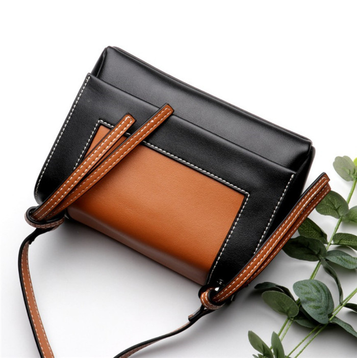 Latest Design genuine leather lady shoulder bag women bags_11