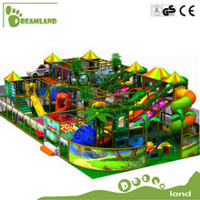 Newest indoor playground baby toddler jungle gym