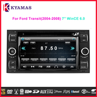 In Dash Car Entertainment and Navigation System for Ford Transit(2004-2008) Car Multimedia DVD Player